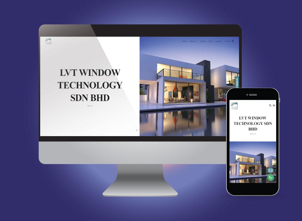 LVT Window Technology